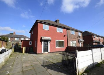 Thumbnail 3 bed semi-detached house to rent in Masefield Drive, Farnworth, Bolton