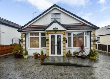 Thumbnail 4 bed detached bungalow for sale in Mossway, Middleton, Manchester, Lancashire