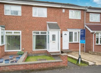 Thumbnail 2 bedroom terraced house to rent in Wimslow Close, Wallsend