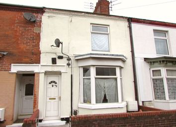 Thumbnail 3 bed terraced house for sale in Berkeley Street, Scunthorpe