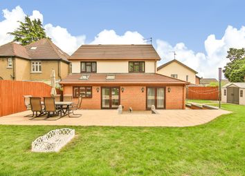 Thumbnail 4 bed detached house for sale in Wentloog Close, Rumney, Cardiff