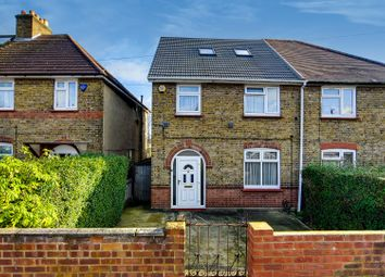 Thumbnail 4 bed semi-detached house for sale in Church Road, Heston