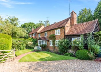 Thumbnail 4 bed semi-detached house for sale in The Dell, Dunny Lane, Chipperfield, Hertfordshire