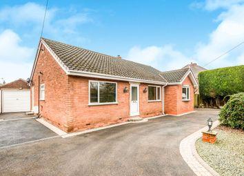 Thumbnail 3 bedroom detached bungalow for sale in School Road, Norton Canes, Cannock
