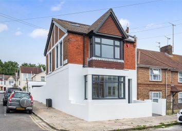 Thumbnail 5 bed end terrace house for sale in Bates Road, Brighton, East Sussex