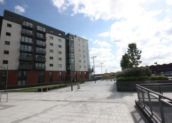 Thumbnail 3 bed flat to rent in Meadowside Quay Square, Glasgow