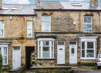 Thumbnail 3 bed terraced house to rent in Springvale Road, Sheffield