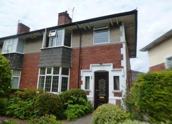 Thumbnail 3 bedroom semi-detached house to rent in De La Beche Road, Sketty, Swansea