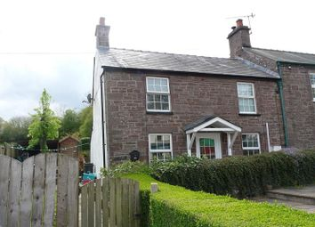 Thumbnail 2 bed semi-detached house to rent in Bwlch, Brecon