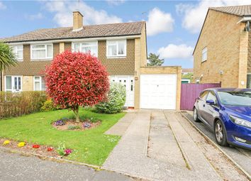 Thumbnail 3 bed semi-detached house for sale in Northlands Road, Romsey, Hampshire