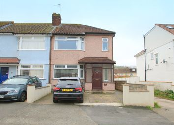 Thumbnail 3 bed end terrace house for sale in Swiss Drive, Ashton Vale, Bristol