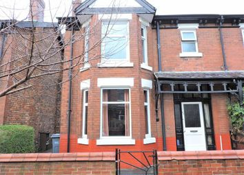 Thumbnail 3 bed semi-detached house for sale in Victoria Avenue, Levenshulme, Manchester
