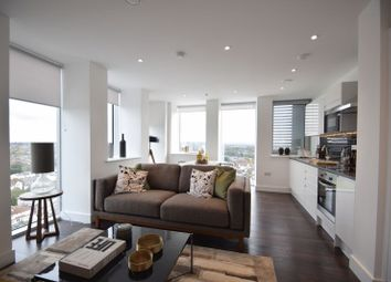 Thumbnail 2 bed flat to rent in High Street Colliers Wood, Colliers Wood, London