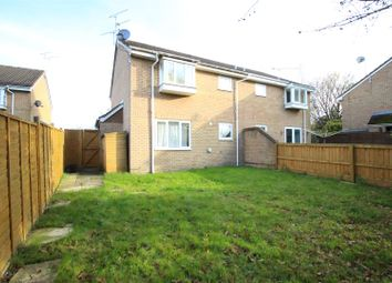 Thumbnail 1 bed semi-detached house for sale in Boydell Close, Shaw, Swindon