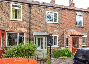 Thumbnail 3 bed terraced house to rent in Moor Lane, Strensall, York