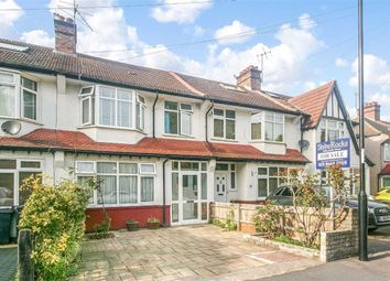 3 bed terraced house for sale in Braemar Avenue, South Croydon, Surrey CR2