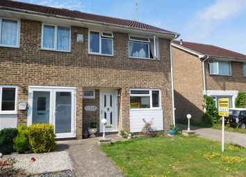 Thumbnail 3 bed semi-detached house for sale in Inglesham Way, Hamworthy, Poole