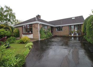 Thumbnail 4 bedroom bungalow for sale in Dalboyne Gardens, Lisburn