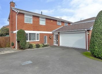 Thumbnail 4 bed detached house for sale in Brecon Close, Long Eaton, Nottingham