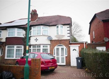 Thumbnail 3 bed semi-detached house to rent in Bell Lane, Northfield, Birmingham