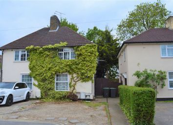 Thumbnail 2 bedroom semi-detached house for sale in Henningham Road, London