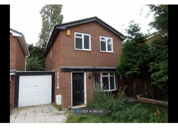 3 bed detached house to rent in Barford Drive, Lowton, Warrington WA3