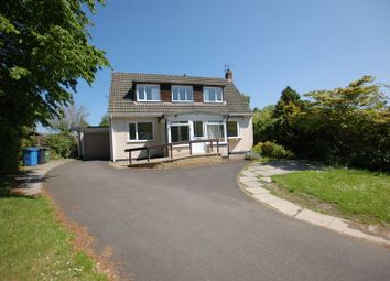 Thumbnail 4 bed detached bungalow to rent in Western Way, Darras Hall, Newcastle Upon Tyne