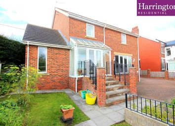 Thumbnail 5 bedroom detached house for sale in Durham Road, Sacriston, Durham