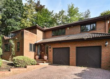 Thumbnail 5 bed detached house for sale in Scotland Hill, Sandhurst, Berkshire