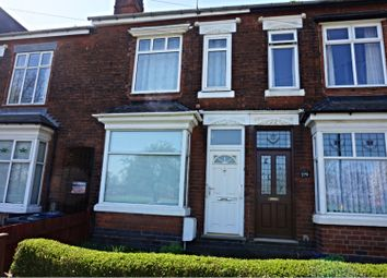 Thumbnail 3 bed terraced house to rent in Warwards Lane, Birmingham