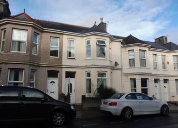 Thumbnail 4 bed property to rent in Grenville Road, Plymouth