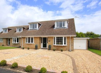 Thumbnail 3 bed property for sale in Little Dene Copse, Pennington, Lymington, Hampshire