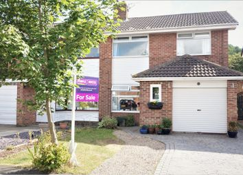 Thumbnail 3 bed semi-detached house for sale in Tedworth Close, Guisborough