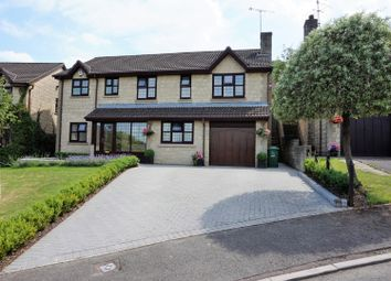 Thumbnail 4 bedroom detached house for sale in Garstons, Bathford, Bath