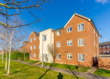 Thumbnail 2 bed flat for sale in Broomfield Walk, Saxon Gate, Hereford
