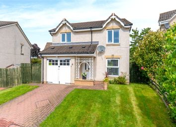 Thumbnail 4 bed detached house for sale in Newbyres Gardens, Gorebridge, Midlothian