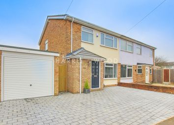 Thumbnail 3 bed semi-detached house for sale in Sweet Briar Road, Stanway, Colchester