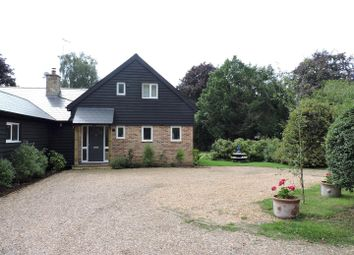 Thumbnail 5 bed detached bungalow for sale in School Lane, Bromeswell, Woodbridge