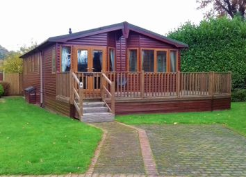 Thumbnail 3 bed detached bungalow for sale in Gwydyr View Lodge Park, Gower Road, Trefriw