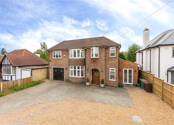 Thumbnail 5 bed detached house for sale in Marshalswick Lane, St. Albans, Hertfordshire