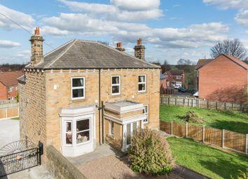 Thumbnail 4 bedroom detached house for sale in Leeds Road, Robin Hood, Wakefield