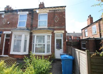 Thumbnail 2 bedroom end terrace house to rent in Rothesay Avenue, Exmouth Street, Hull