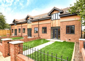 Thumbnail 3 bedroom end terrace house to rent in Summerlea Court, Herriard, Hampshire
