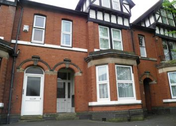 Thumbnail Studio to rent in Uttoxeter New Road, Derby