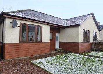 Thumbnail 2 bed bungalow for sale in 28 Abrach Road, Inverlochy, Fort William