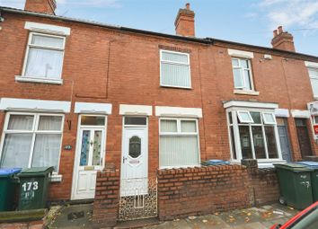 Thumbnail 2 bedroom terraced house for sale in Bolingbroke Road, Coventry