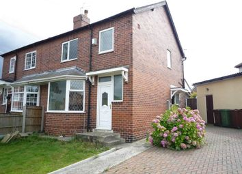 Thumbnail 3 bed semi-detached house to rent in Swanhill Lane, Pontefract