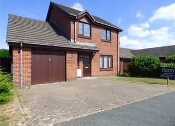 Thumbnail 3 bed detached house for sale in Charles Thomas Avenue, Pembroke Dock, Pembrokeshire