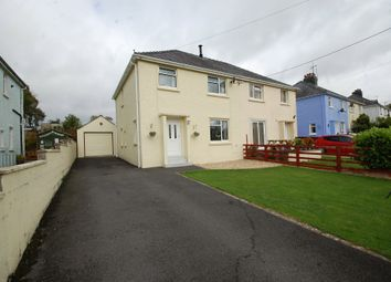 Thumbnail 3 bed semi-detached house for sale in Parsonage Green, Begelly, Kilgetty