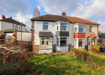 Thumbnail 3 bedroom semi-detached house for sale in Montrose Road, Sheffield